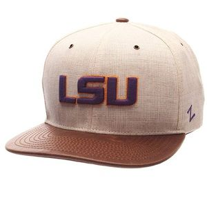LSU Tigers Havana SnapBack Hat NWT